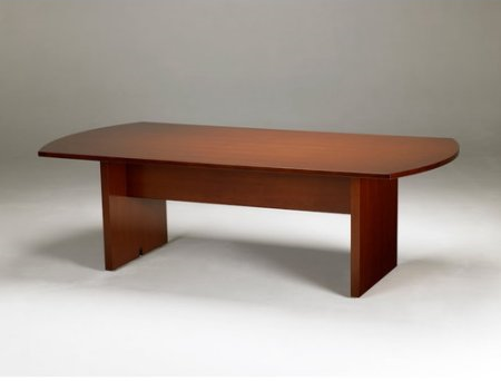 Cherry veneer conference room table for sale in Milwaukee