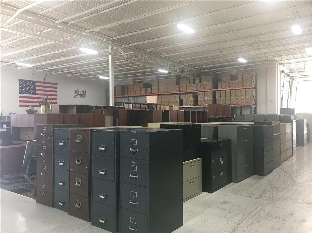 Used filing cabinets for sale in Waukesha