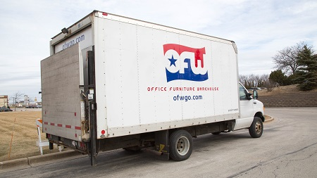 Office moving company for Milwaukee and Minneapolis