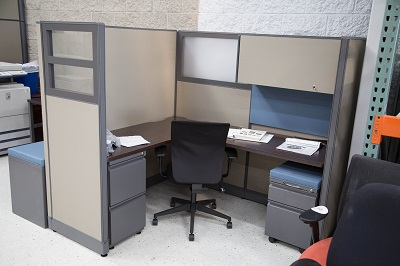 Office cubicles for small spaces