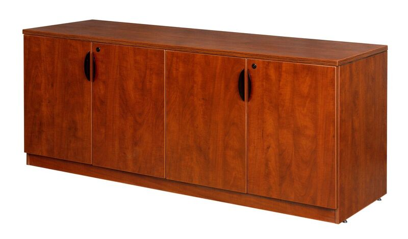 71 Quot 4 Door Storage Credenza Ofw Office Furniture