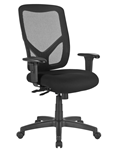 Black manager chair on sale with free shipping