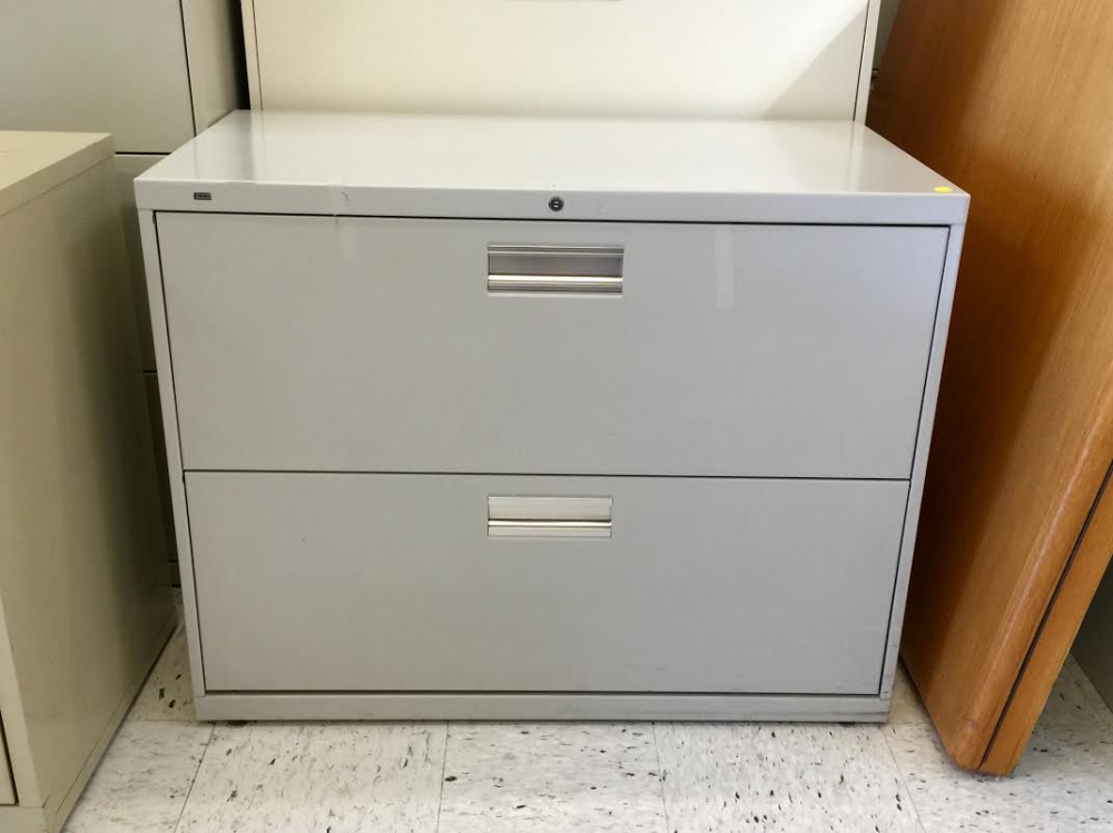 2 drawer metal lateral file cabinet for sale Milwaukee