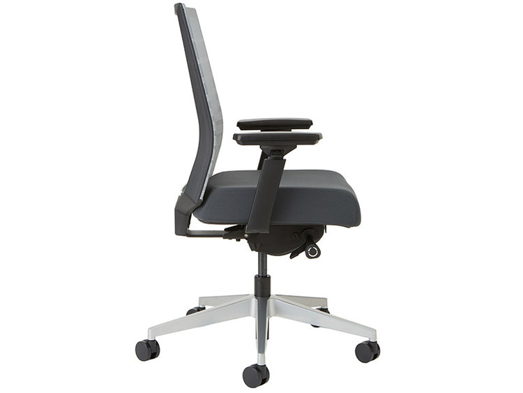 Smarti ST Task Chair Sideview
