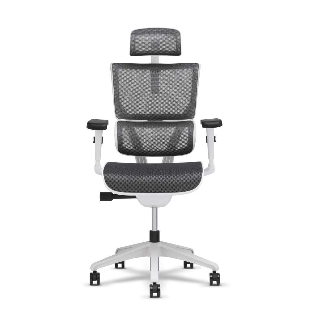 Front view of the X5 vision small MGMT task chair