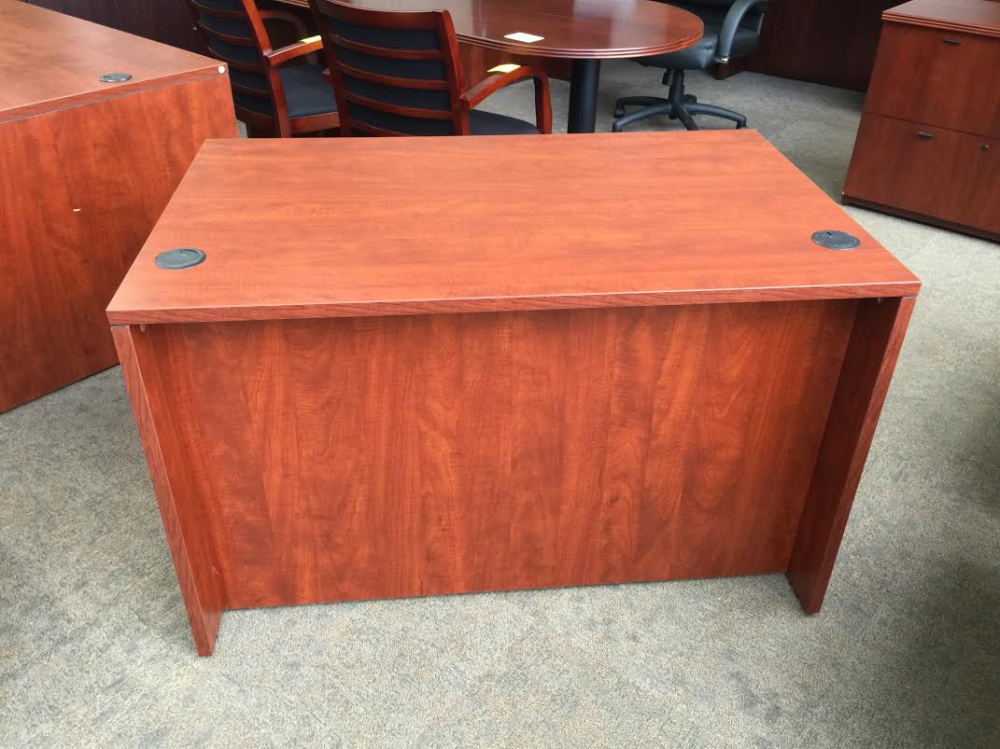 ... Straight Front Small Office Desk For Sale Milwaukee
