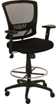 discount drafting stool with arms for sale in Milwaukee