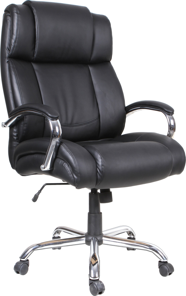 heavy duty office chair with wheels