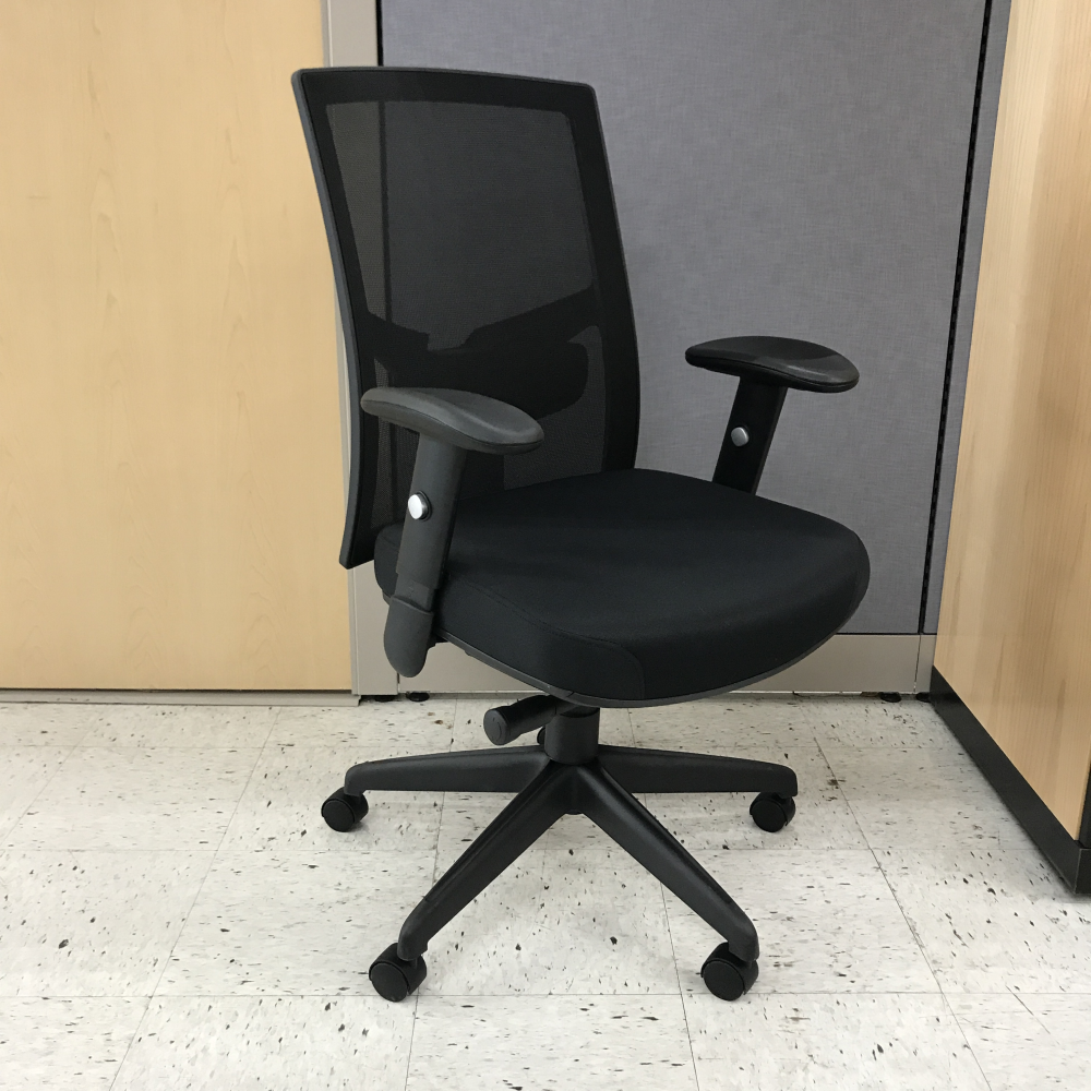 Ares High Back Task Chair W Seat Slide Ofw Office Furniture Warehouse Pewaukee Wisconsin
