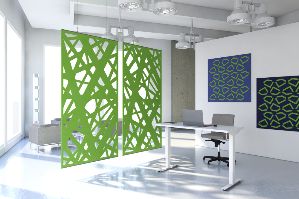 EchoDeco - Acoustical Wall Panels