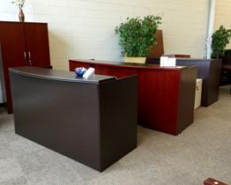 New Used Reception Furniture Milwaukee Reception