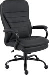 Heavy duty executive brown office chair for sale