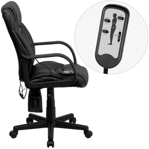 Massaging office chair for sale online