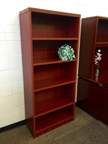 Bookcase for office with clearance pricing
