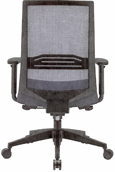 ergonomic desk chair with lumbar support
