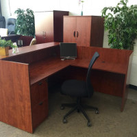 used office furniture for sale in wisconsin | desks pewaukee