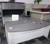 Compel Office Desk Package