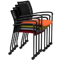 stackable chairs for office Wisconsin