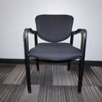 Used Haworth Improv side chair