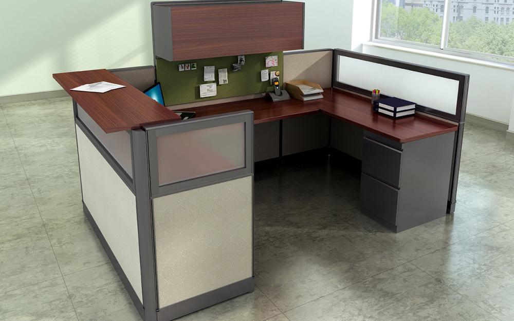 Office Furniture: Discount Custom Cubicles