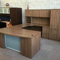 Discount Executive Office Desk For Sale Milwaukee Status ...