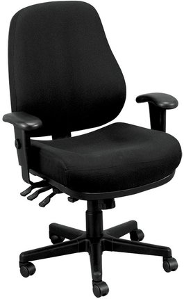 Eurotech Pre-Owned Ergonomic Task Chairs for sale at Office Furniture Warehouse