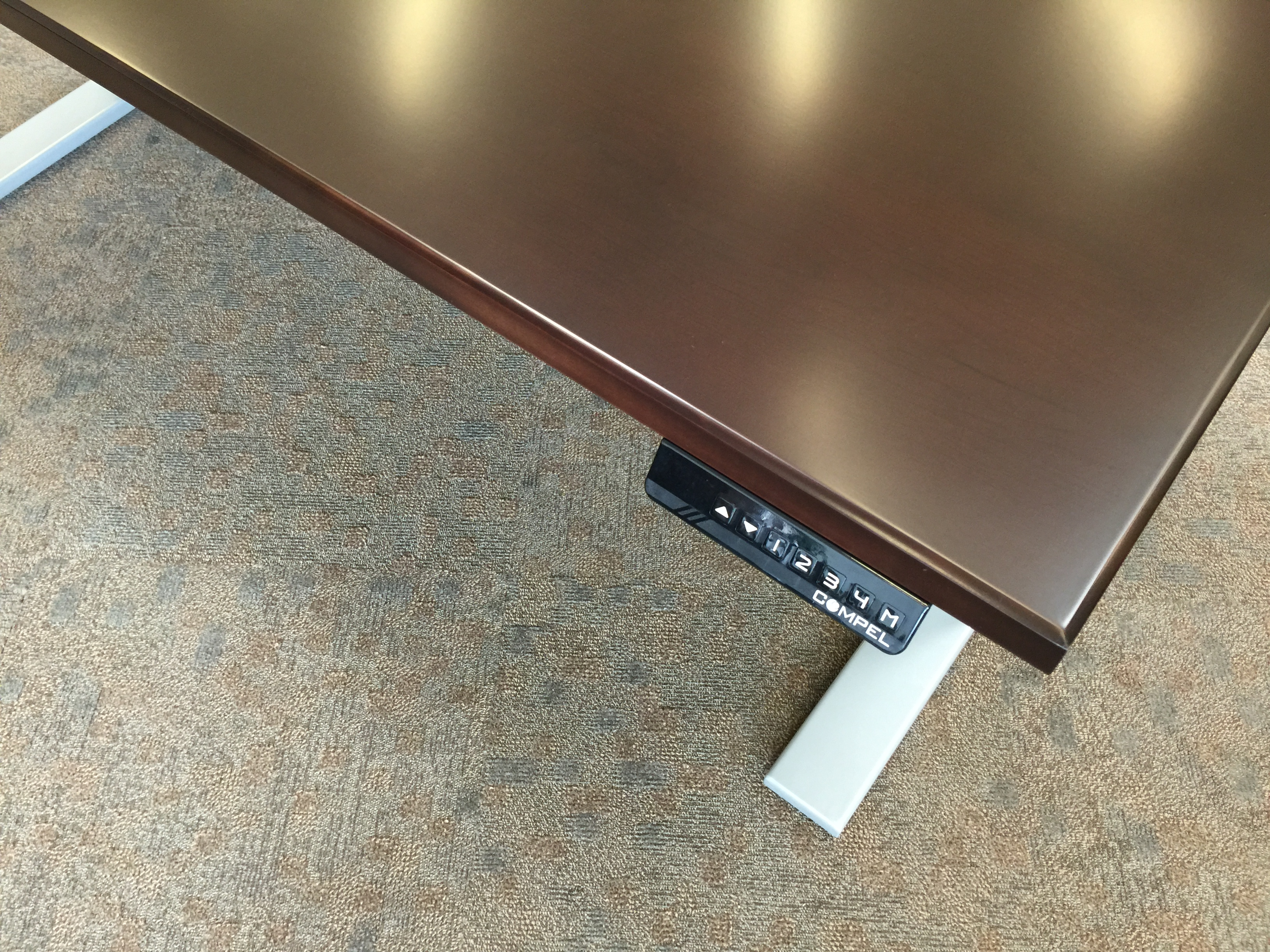 Hilo Powered Height Adjustable Table Ofw Office