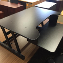 Height Adjustable Desk Top Riser