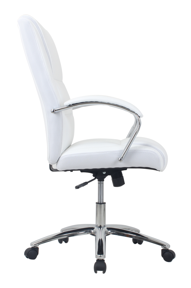 Buy White Leather Office Chair Online Free Shipping