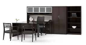 Executive suite office furniture on sale