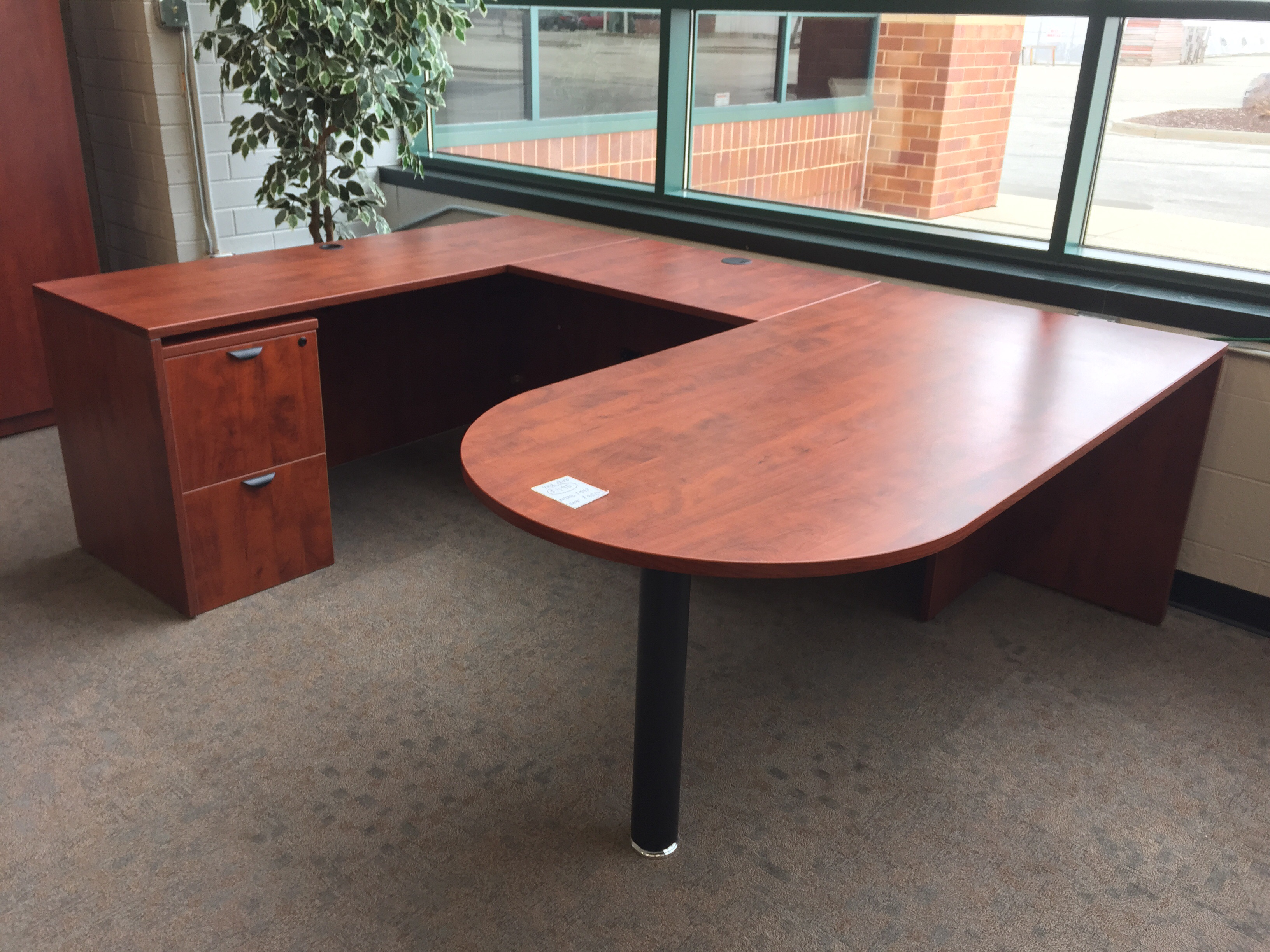 modern office desk for sale Milwaukee
