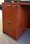 office desk with filing cabinet for sale Kenosha