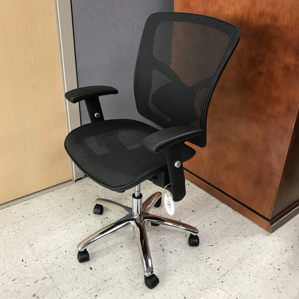 Furniture Outlet Milwaukee: Mesh Adjustable Task Chair