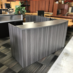 Reception Desk Transaction Counter