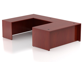 U shaped desk for executive or home office in Milwaukee