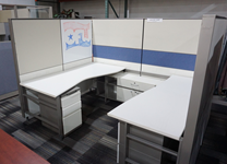 Herman Miller vivo cubicles for sale Milwaukee