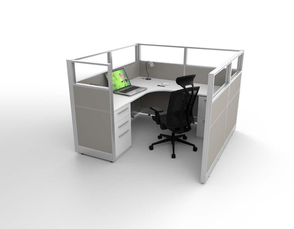 Discount Priced 6x6 Office Cubicle