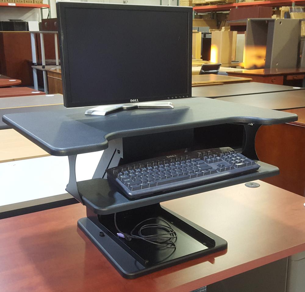 Height Adjustable Desks Amp Standing Desk Converters