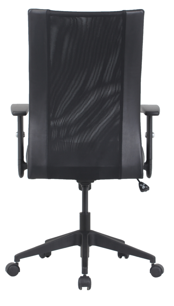 Discount price black ergonomic office chair with free shipping