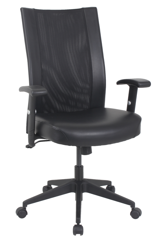 High mesh back ergonomic office chair with wheels for sale online