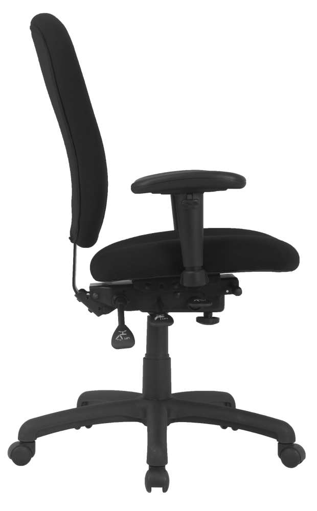 Adjustable black office chair cheap price