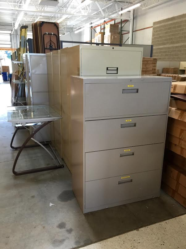 8 drawer metal lateral file cabinet for sale Milwaukee