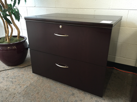 2 drawer lateral metal file cabinet for sale Milwaukee
