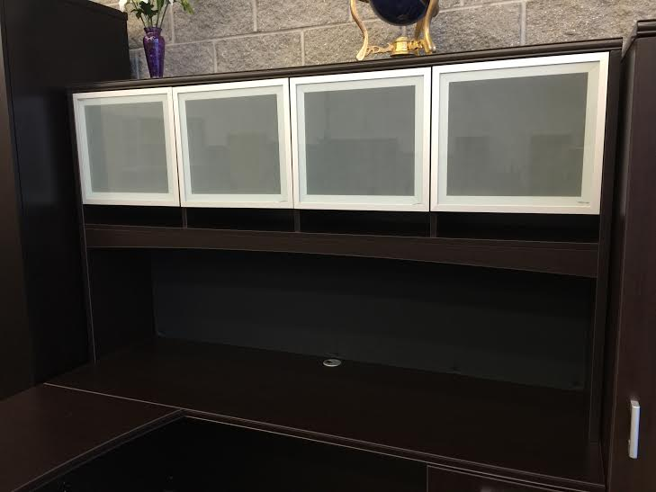 office desk with hutch for sale in Wisconsin