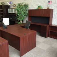 laminate modular office desk for sale Milwaukee