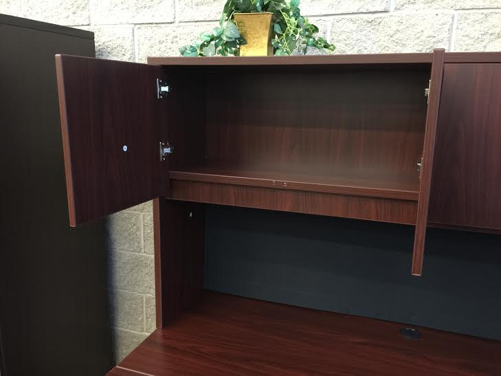 office desk with hutch New Berlin