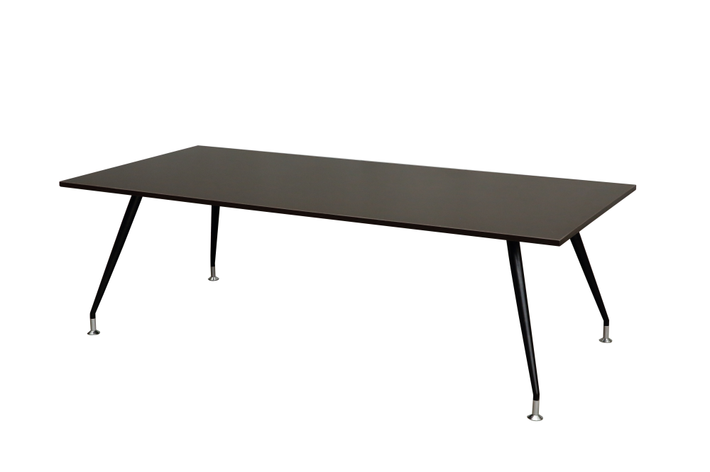 8 foot meeting room table with legs