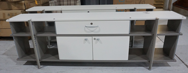 Used Herman Miller Novo credenza for sale