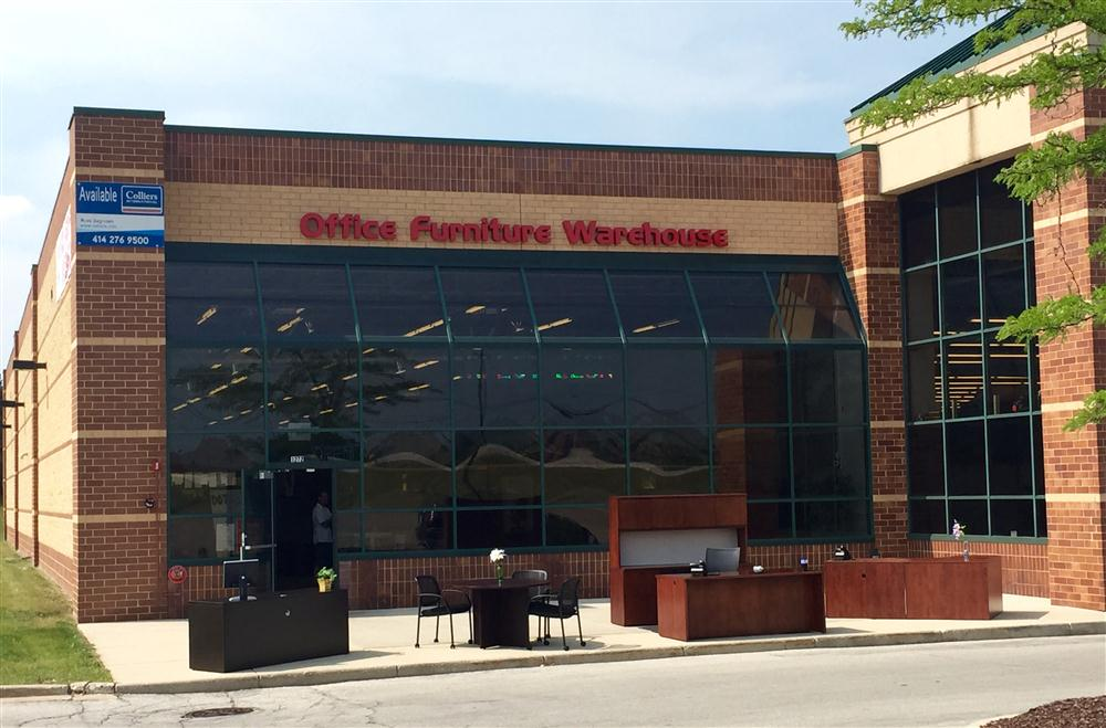 Pewaukee Kenosha Furniture Store Hours Office Warehouse Of