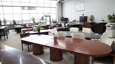 Used Office Tables Kenosha